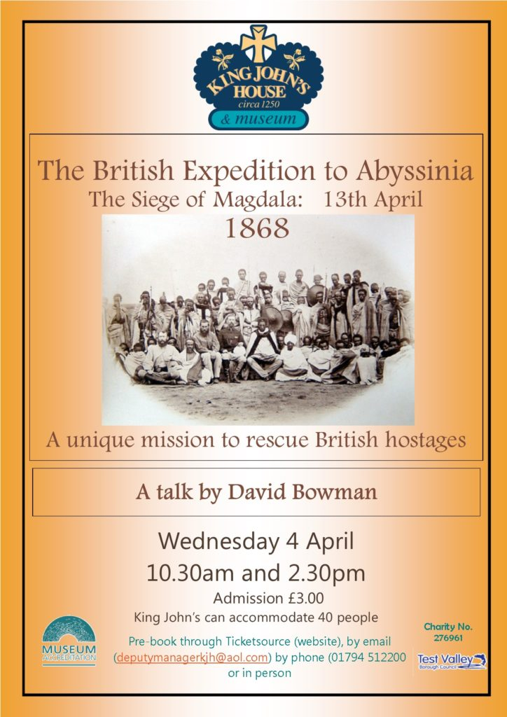 Abyssinia Poster
